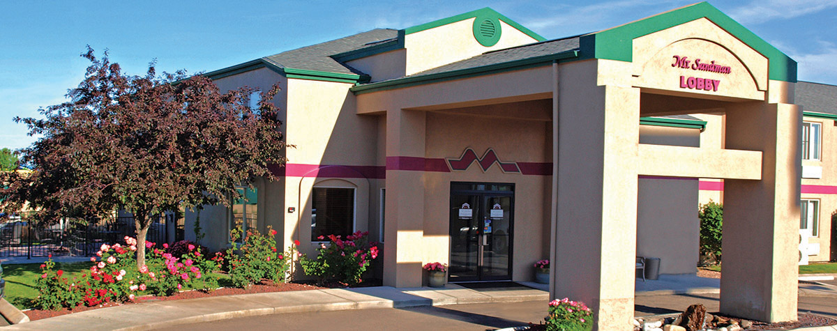 Mr Sandman Inn and Suites Meridian Idaho